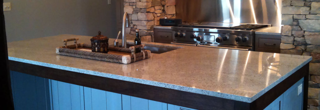 Natural Stones, Granite Kitchen countertops Georgia