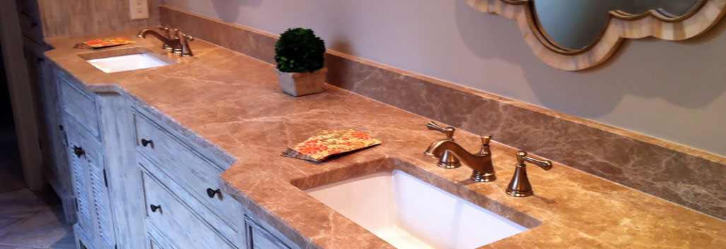 natural quartzite vessel bowls kitchen and bathroom countertops