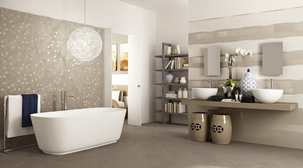 What affects bathroom flooring tiles