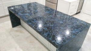 travertine and soapstone countertops and flooring