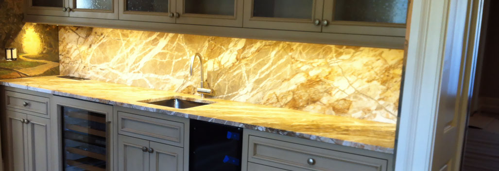 Natural Stone kitchen countertops in Tyrone, GA